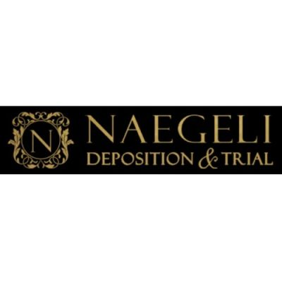 NAEGELI DEPOSITION AND TRIAL Boise Idaho