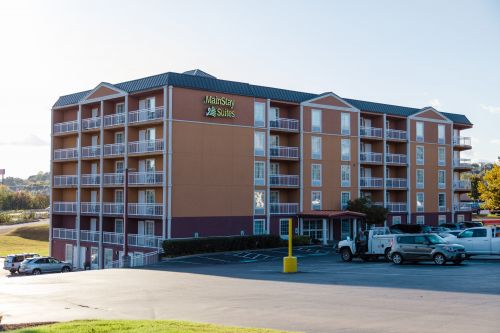 Mainstay Suites Knoxville Knoxville Tennessee
