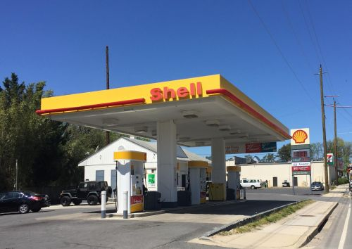Shell Beltsville Maryland