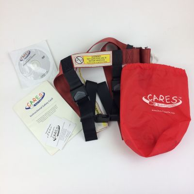 Cares Airplane Safety Harness for Children Oakland California