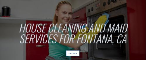 House Cleaners Fontana fontana California