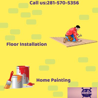Exterior Painting Service Magnolia TX-WHAT'CHA NEED SERVICES Magnolia, Texas