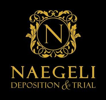 NAEGELI DEPOSITION AND TRIAL Phoenix Arkansas