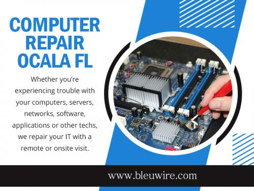 Bleuwire IT Services Miami Florida