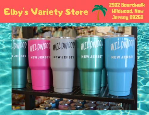 Elby's Variety Store Wildwood New Jersey