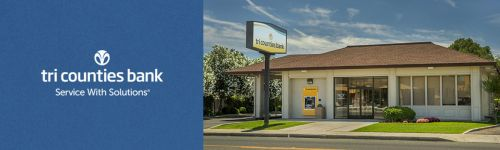 Dominic Schuessler - Tri Counties Bank, Mortgage Chico California