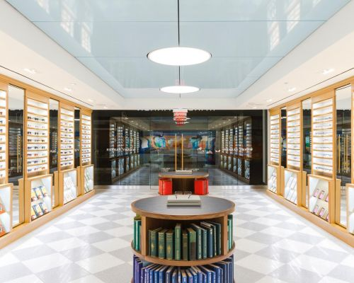 Warby Parker Washington District of Columbia
