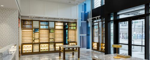 Warby Parker chicago Illinois