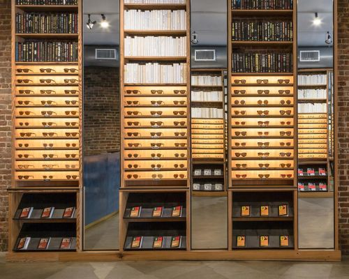 Warby Parker New York New York