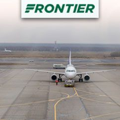 Frontier Airlines New Orleans Louisiana