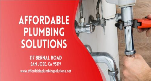 Affordable Plumbing Solutions San Jose California