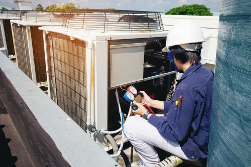Commercial HVAC System in Camarillo