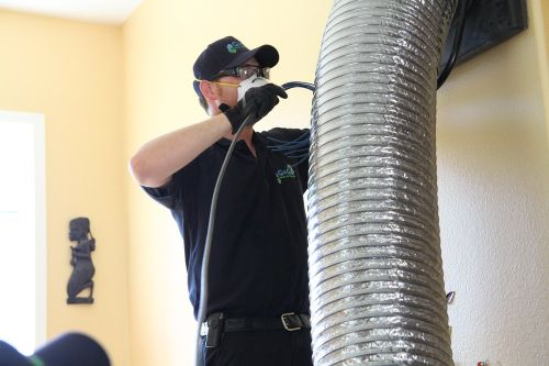 Lucky Air Duct & Dryer Vent Cleaning Ashburn Virginia