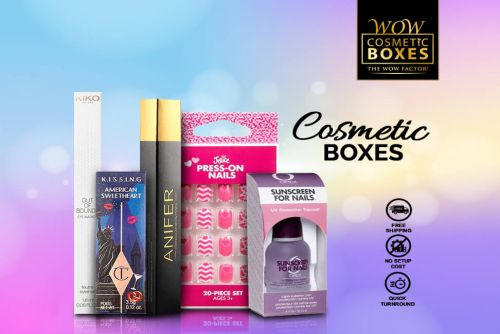 Cosmetic Boxes New York New York