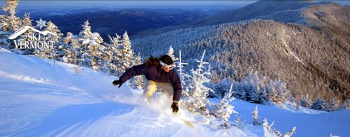 Bolton Valley, Stowe and Sugarbush are Open for Skiers!!! Waterbury Vermont
