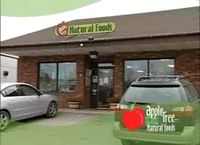 Apple Tree Natural Foods Morrisville Vermont