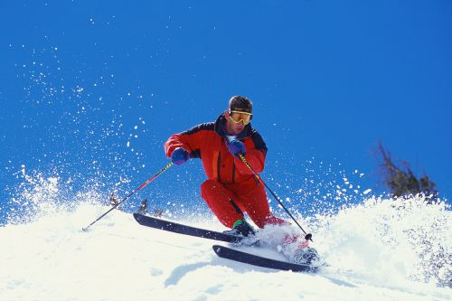 Ski Industry Does Well in a Bad National Economy Stowe Vermont