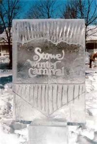 Stowe Winter Carnival - Snowgolf Tournament Stowe Vermont