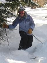 Telemark Clinic for Beginners and Intermediate Skiers Stowe Vermont