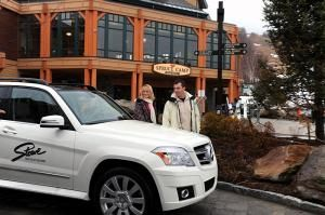 Mercedes-Benz Stowe Mountain 4Matic Weekend Stowe Vermont
