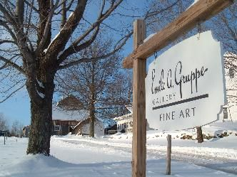 Emile A. Gruppe Gallery Jericho Vermont