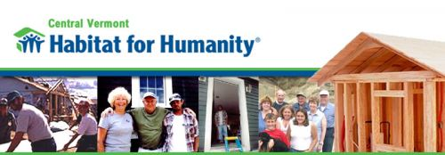 Central Vermont Habitat For Humanity Montpelier Vermont