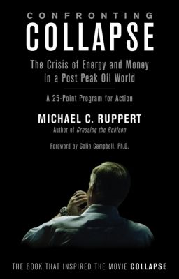 Confronting Collapse with Michael Ruppert Montpelier Vermont