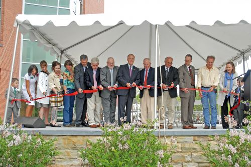 ccv holds ribbon cutting for new winooski facility montpelier vermont