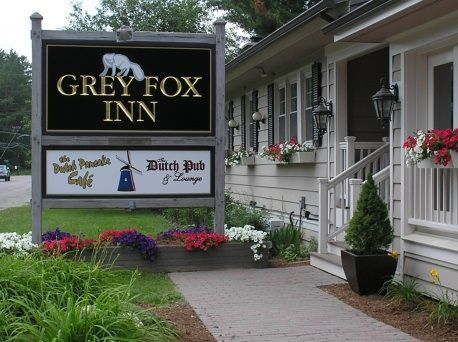 Live Music at the Grey Fox Inn: Patrick & Russ Stowe Vermont