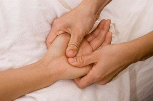 Complimentary Hand Reflexology Aromatherapy Stowe Vermont