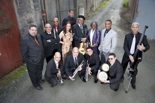 Juan De Marcos and the Afro-Cuban All Stars Stowe Vermont
