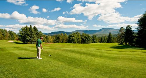 Stowe Mountain Resort Named Best Golf Resort in the Northern U.S. Stowe Vermont