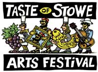 The Taste of Stowe Arts Festival Stowe Vermont
