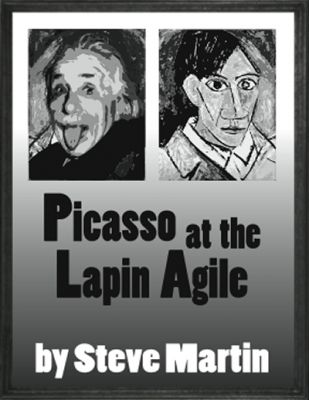 <b><i>Picasso at the Lapin Agile</b></i> Stowe Vermont