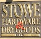 Stowe Hardware & Dry Goods Stowe Vermont