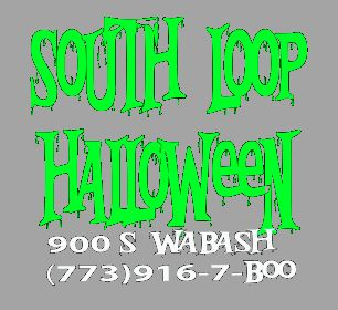 South Loop Halloween chicago Illinois