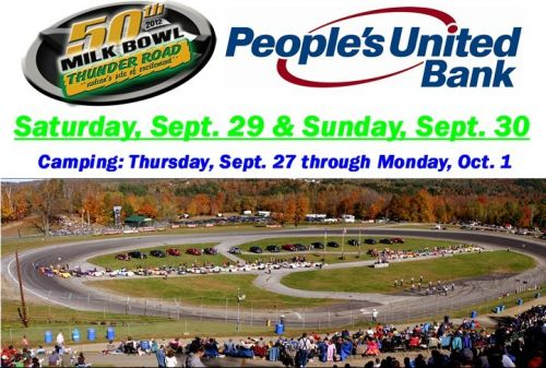 50th People's United Bank Milk Bowl Barre Vermont