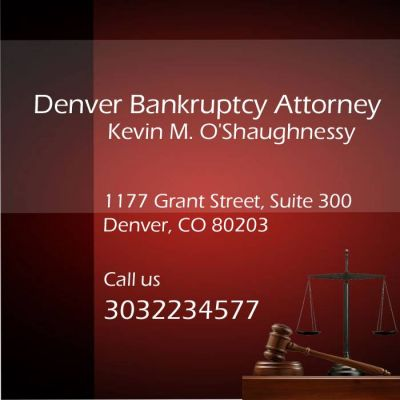 Bankruptcy Denver Colorado Denver Colorado