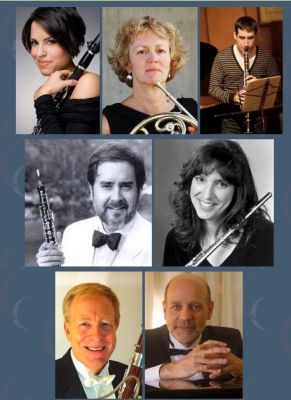 """Capital City Concerts Presents -  """"Colors of the Wind"""" Montpelier Vermont"""
