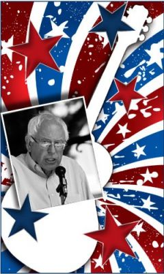 """Bernie Sanders, """"Get Out the Vote"""" Rally Montpelier Vermont"""