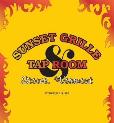 Sunset Grille & Tap Room Stowe Vermont