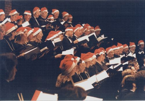 Celebrate the Holidays with the VSO Brandon Vermont