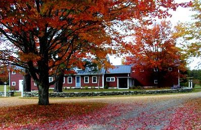 Northern New England Homes Stowe Vermont